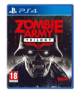 Zombie Army Trilogy sur PS4