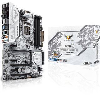 Carte mère Asus Sabertooth Z170 S - ATX Socket LGA1151