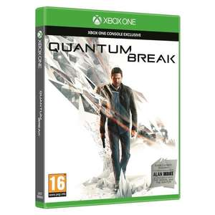 Quantum Break sur Xbox One