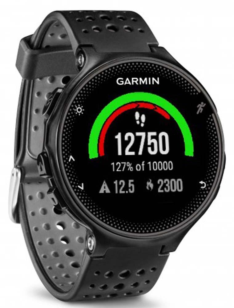 Montre de Course Garmin Forerunner 235 avec Cardiofréquencemètre (via ODR 50€)