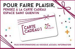 Rosedeal : 30€ à dépenser dans le centre commercial Espace Saint Quentin