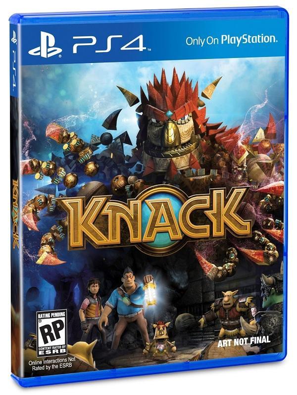 [PS Plus] Sélection de jeux en promo - Ex : Knack sur PS4 (dématérialisé)