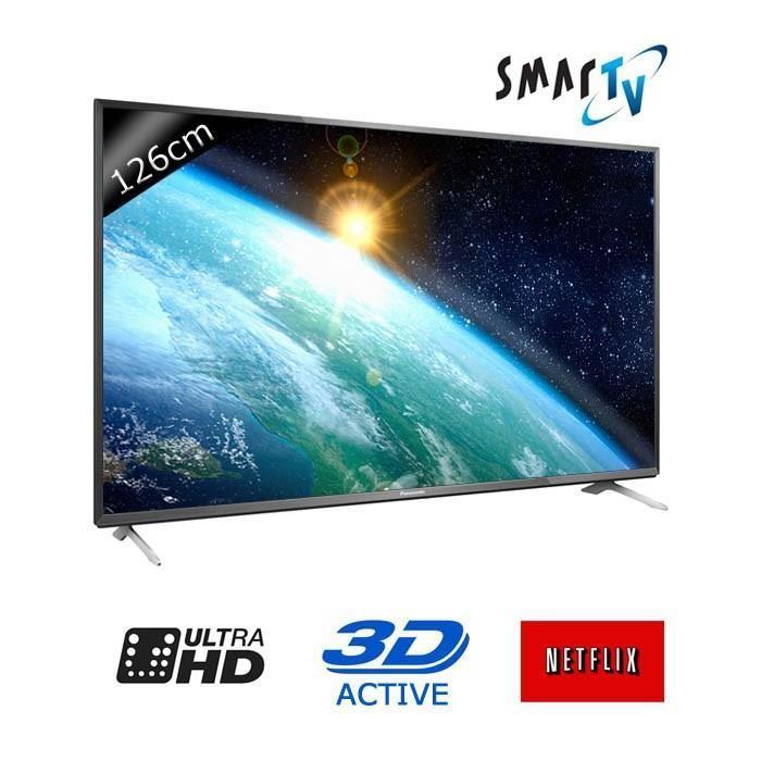 TV 50' Panasonic TX50CX700E - 4K / 3D