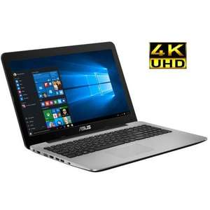 PC portable 15,6'' Asus VM590UB-FI199T (QFHD, i5-6200U, 940M, 8 Go de RAM, 1 To, gris)