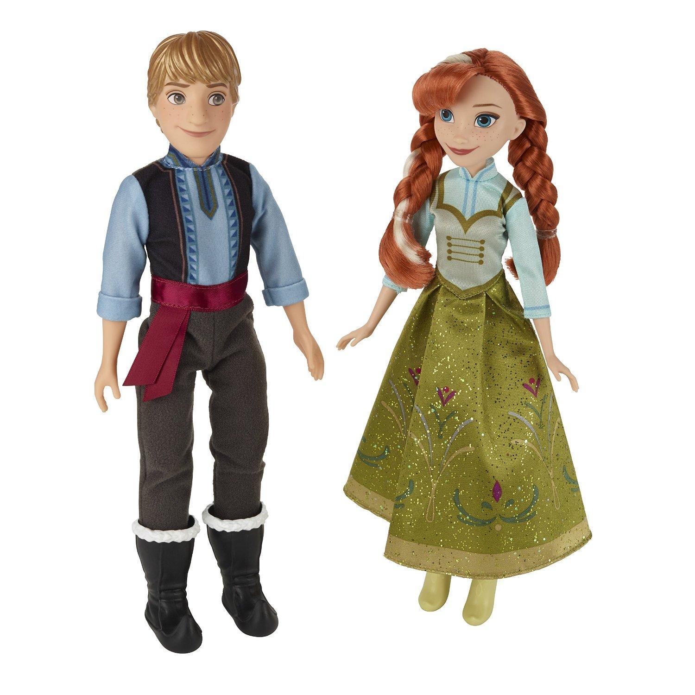 35% de réduction immédiate pour l'achat de deux jouets Disney Princesses / La Reine des Neiges