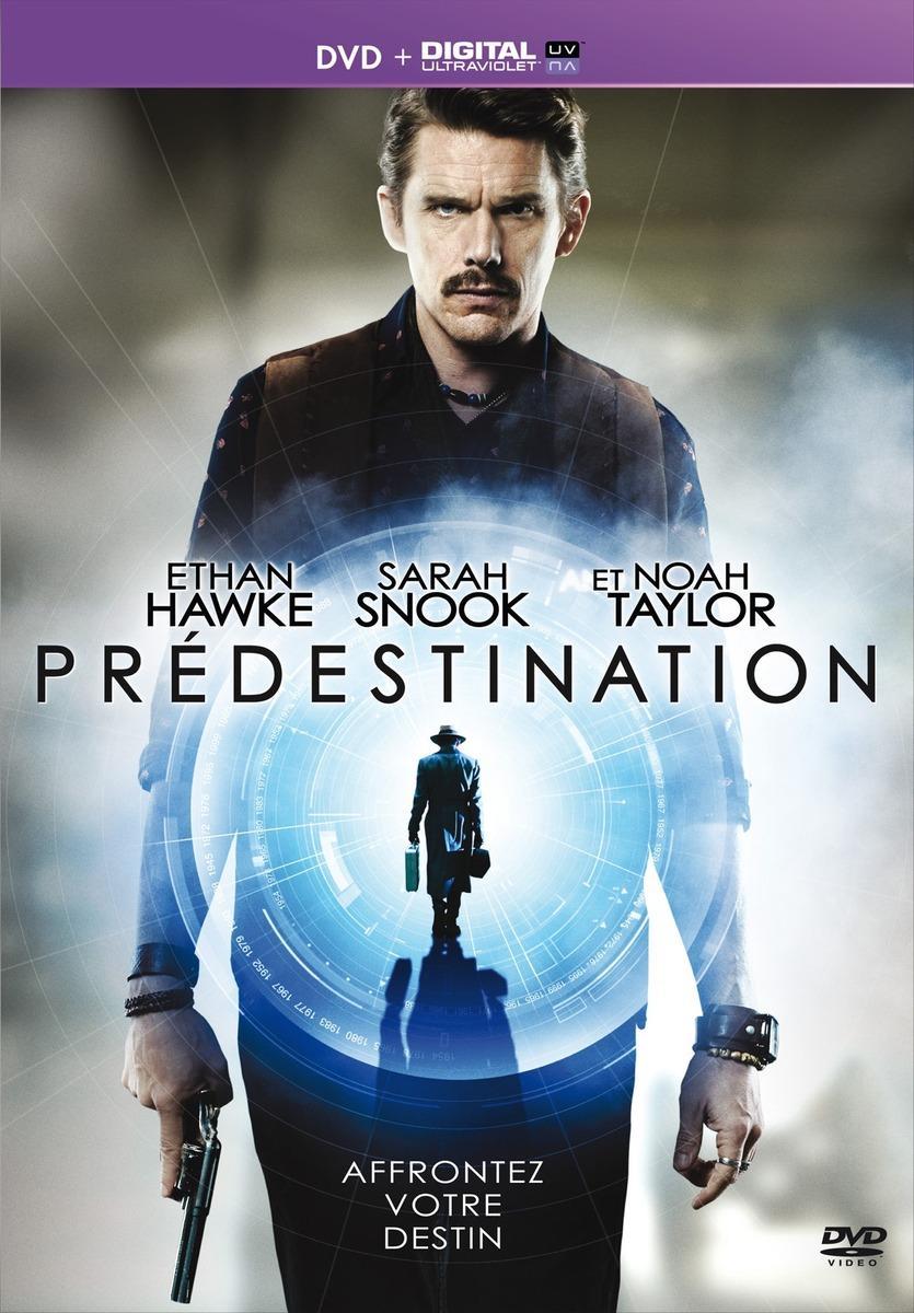 DVD Prédestination (+ version numérique ultraviolet)
