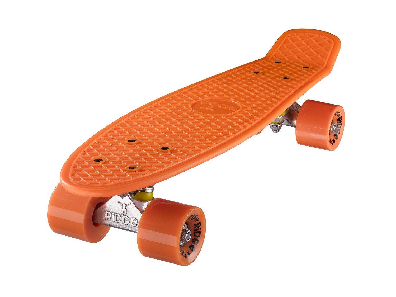 "Skateboard Mini Cruiser Skate 22"" - Orange"