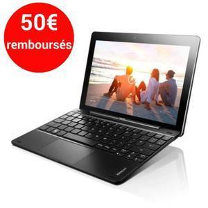 """Tablette 10"""" Windows Lenovo Miix 300-10IBY + 125€ en 1 bon d'achat (via ODR de 50€)"""