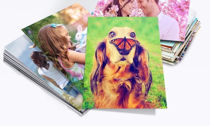 Tirage de 160 photos avec Printerpix