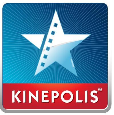 Place de cinéma Kinépolis utilisable du 1 au 30 Juin