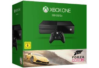 Pack Console Microsoft Xbox One 500 Go Forza Horizon 2 + Overwatch