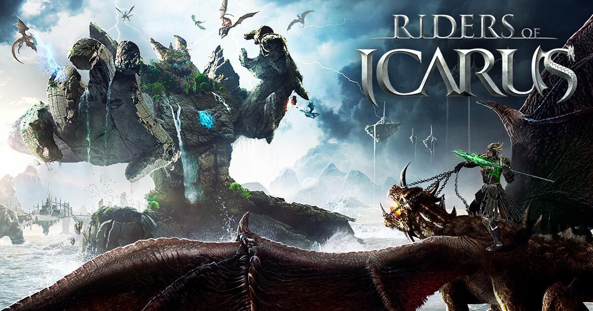 Clé pour la Bêta fermée de Riders of icarus