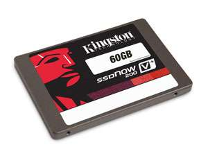 Disque SSD 2.5'' kingston SSDNow V+200 - 7 mm - 60 Go - SATA III (535Mo/s - 460 Mo/s) via Buyster