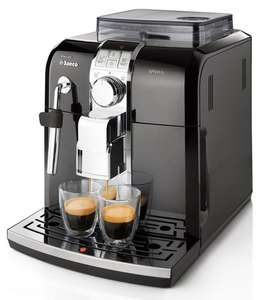 Machine Expresso Broyeur Saeco Syntia HD8833/11 - Reconditionné