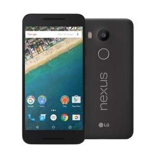 "Smartphone 5.2"" LG Nexus 5X 32 Go - Noir (Boite ouverte)"