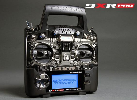 radio-télécommande  Turnigy 9XR Pro - Mode 2 (sans module)