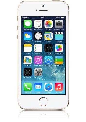 "Smartphone 4"" iPhone 5S - 16 Go, Argent (Occasion - Bon)"
