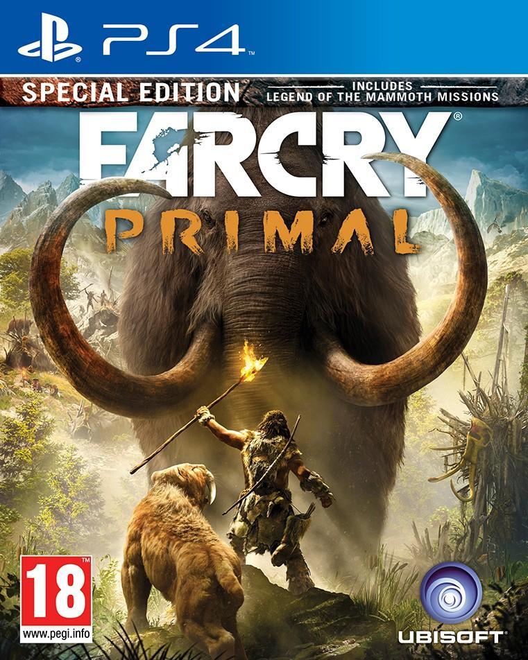 Sélection de jeux PS4 et Xbox One en promotion - Ex : Far Cry Primal