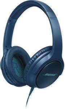 Casque audio Bose SoundTrue Around-Ear II pour Apple - bleu