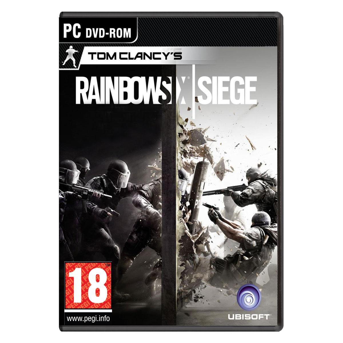 Rainbow Six Siege - Starter Edition sur PC (dématérialisé)