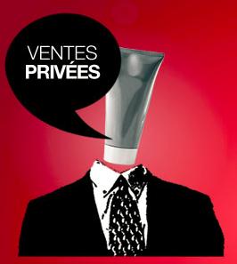 Ventes privées - 20 % sur tout le site