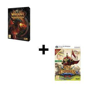 Jeux [PC] Age of Empire Online + WoW Cataclysm