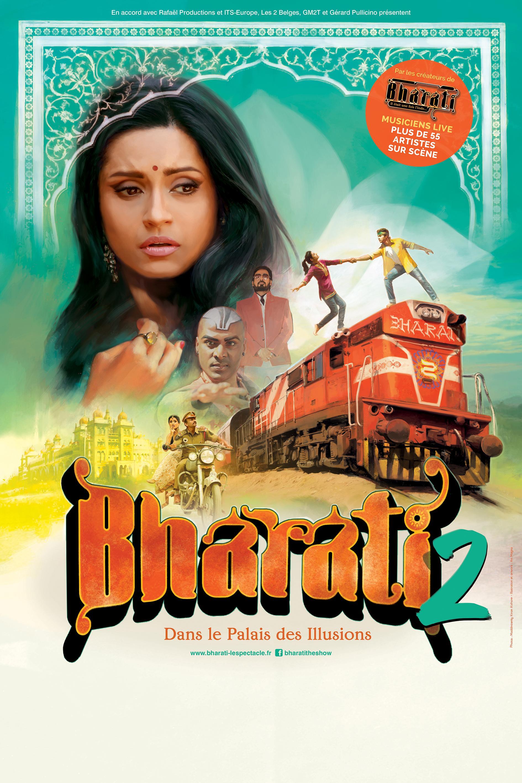 Spectacle Bharati 2 dans plusieurs villes de France