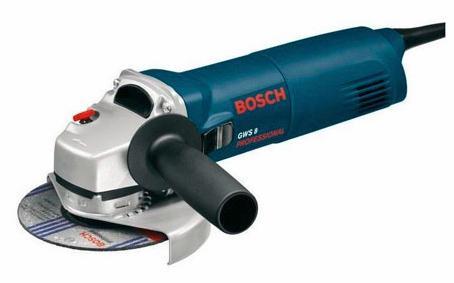 Meuleuse électrique Bosch - 125 mm, 850 W