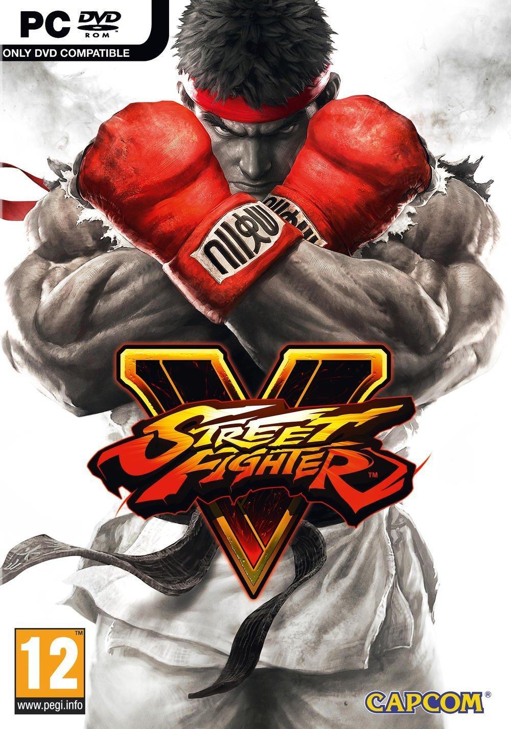 Jeu Street Fighter V sur sur PS4 à 39.90€ et sur PC