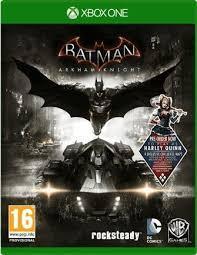 Batman Arkham Knight (DLC Harley Quinn inclus) sur Xbox One