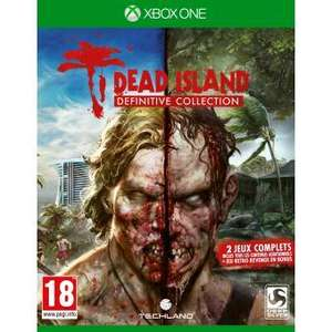 Dead Island - Definitive Collection sur Xbox One