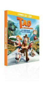 Préco : Tad l'explorateur BluRay 2D/3D + DVD et copie digitale