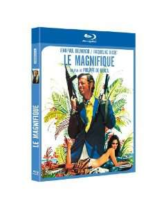 Préco Le Magnifique Blu Ray