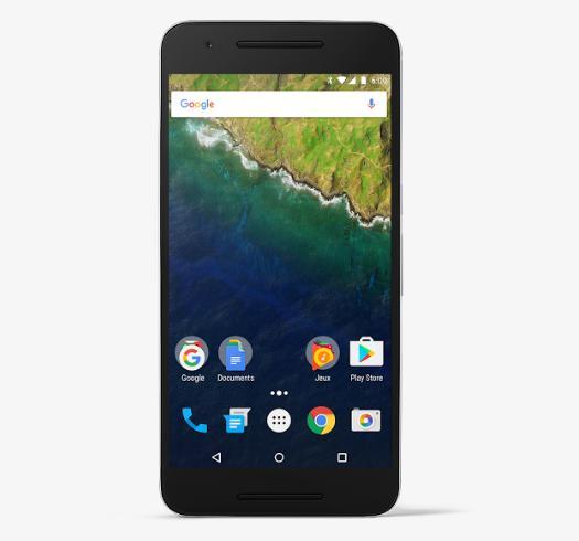 150€ de réduction sur le Nexus 6P - Ex : Huawei Nexus 6P 64 Go