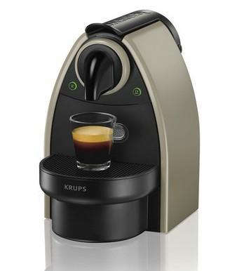 Machine à café Krups Essenza Nespresso YY1540FD - Terre (via ODR de 30€)