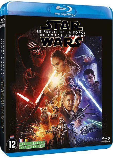 Blu-ray Star Wars: Le Réveil de la Force