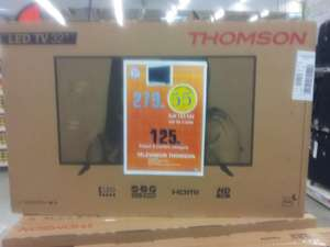 "TV 32"" Thomson 32HB3103 - 81 cm - HDTV (via 153.95€ en tickets Leclerc)"