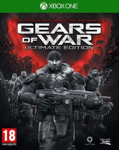 Jeu Gears of War - Ultimate Edition sur Xbox One
