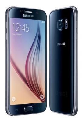 Smartphone Samsung Galaxy S6 32 Go - Noir Neuf