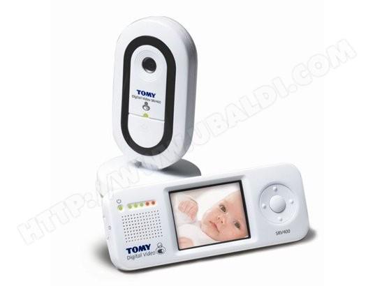 Ecoute bébé vidéo TOMY Digital SRV 400