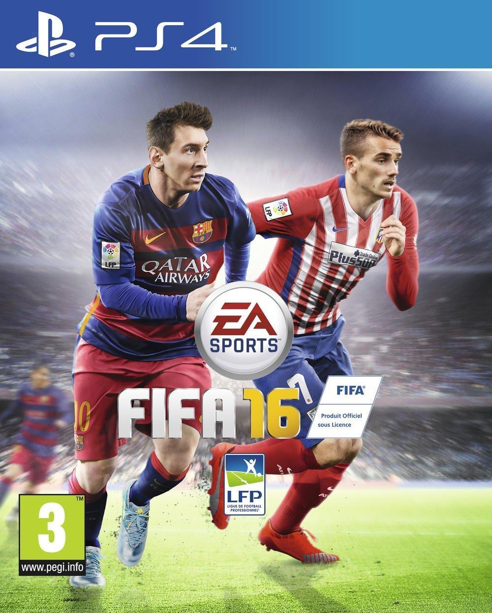 Fifa 16 Édition standard sur PS4 et Xbox One