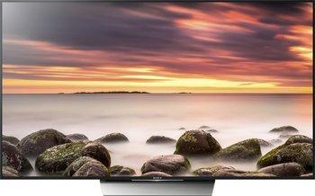"TV 55"" Sony KD-55XD8505 - 4K UHD, LED (via ODR de 100€)"