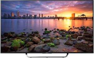 "TV 50"" full HD Sony KDL-50W755C - LED, smart TV"