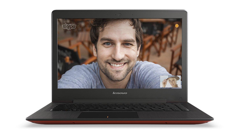 """PC Portable 13.3"""" Lenovo U31-70 - i7-5500U 3 GHz, RAM 8 Go, SSD 256 Go, NVIDIA GeForce 920M"""