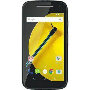 """Smartphone 4.5"""" Motorola Moto E 4G (2ème Génération) - 8 Go, Noir (via ODR de 20€)"""