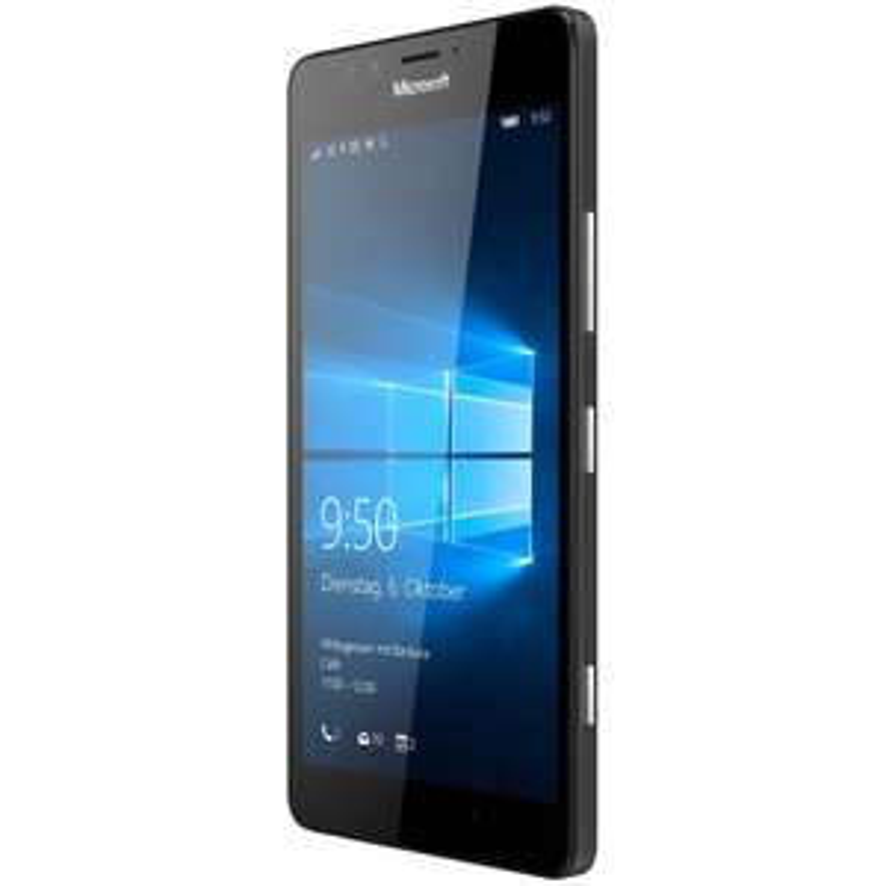 "Smartphone 5.2"" Microsoft Nokia Lumia 950 Noir - 4G, QHD, Snapdragon 808, RAM 3 Go, ROM 32 Go"