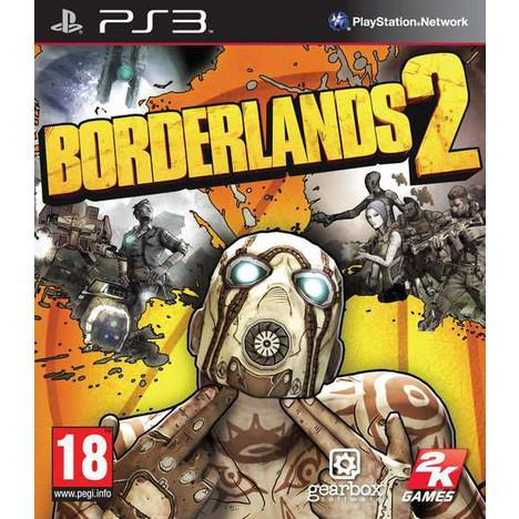 Borderlands 2 sur PS3