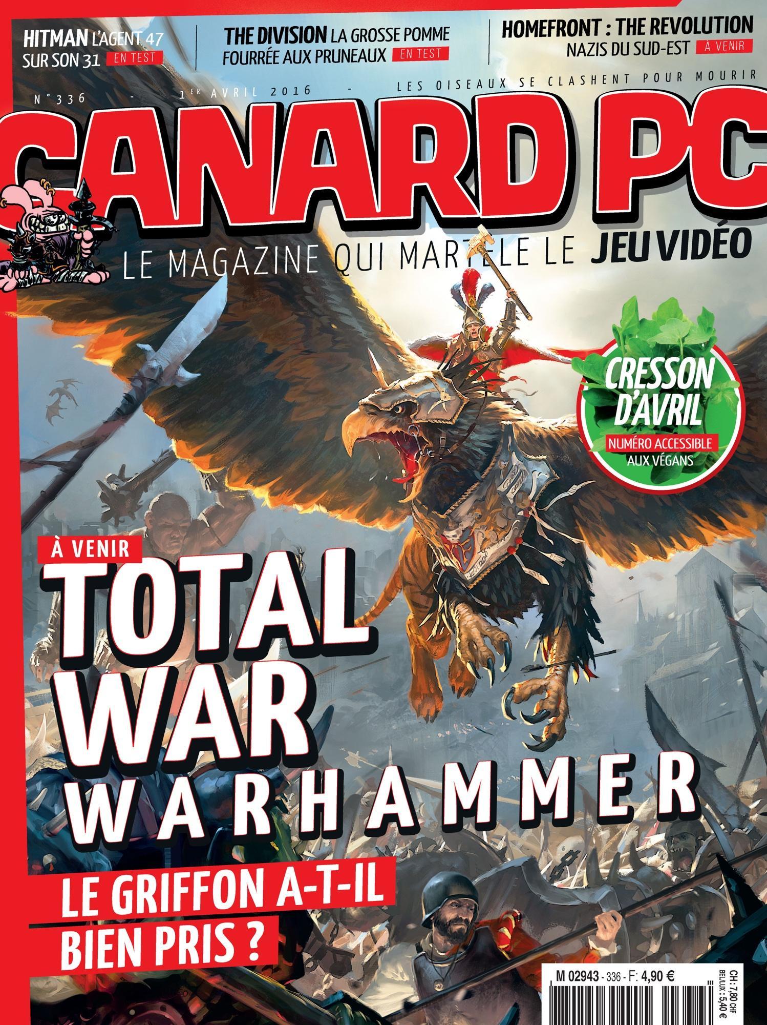 Deux numéros  de Canard PC (édition numérique) gratuits