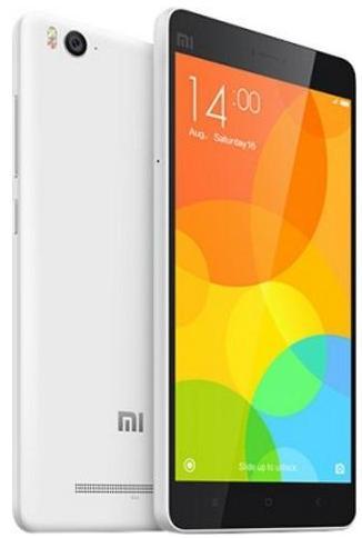 "Smartphone 5"" Full HD  Xiaomi Mi4i  - 16 Go Blanc ou Noir"