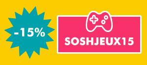 [Clients Sosh Mobile + Livebox] 15% de réduction  sur la boutique jeux PC